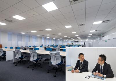 西日本高速道路株式会社 九州支社オフィス