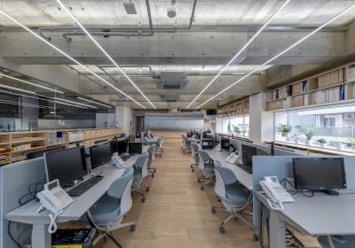 新光電気オフィス画像
