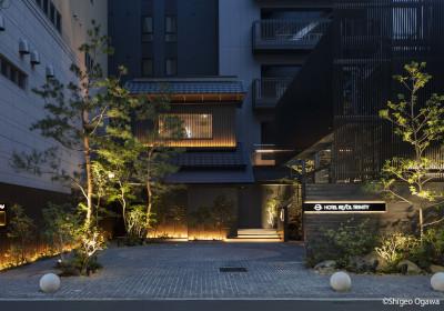 ホテルリソルトリニティ大阪 画像