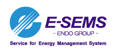 E-SEMS -ENDO GROUP- Service for Energy Management System